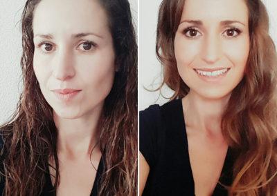 Coiffures faciles & maquillage par Sandra