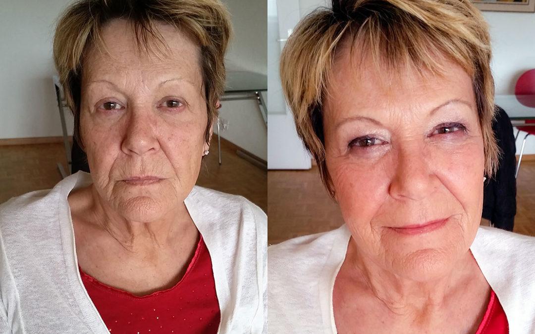 Esther | Retraitée | Conseil en image et maquillage de jour