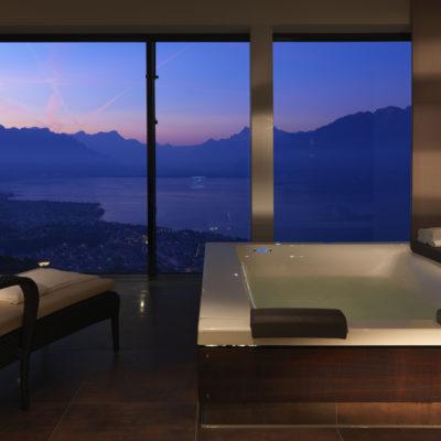 Le mirador , Montreux