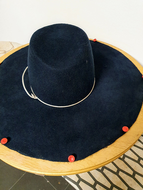 chapeau Un bibi pour moi