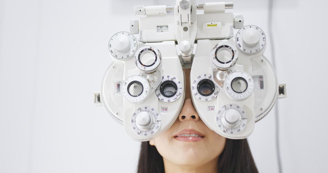 check up visuel