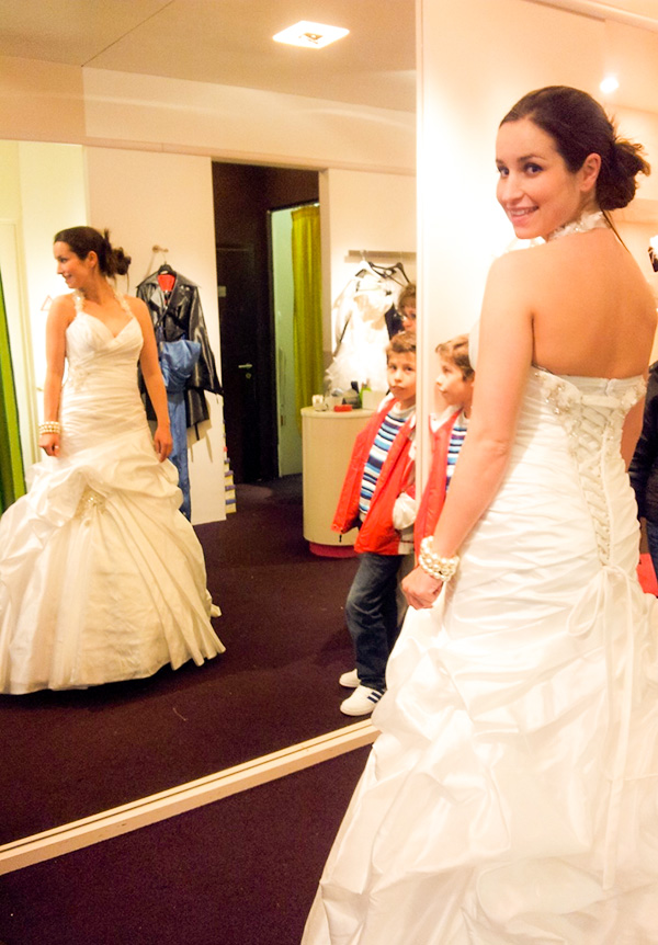 Comment trouver la robe de mariée parfaite